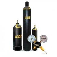 Азот 40 л. (7,5 кг/6,3 м³/150 атм.) ОСЧ 1 сорт (99,999%)