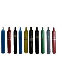 Баллон для сварочной смеси 10 л. (2,4 кг/150 атм) Оборотный баллон с мембранным клапаном