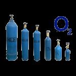 Заправка кислородных баллонов
