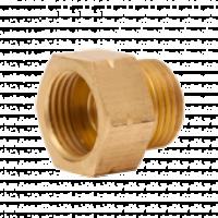 Переходник резьбовой (пластиковый баллон)