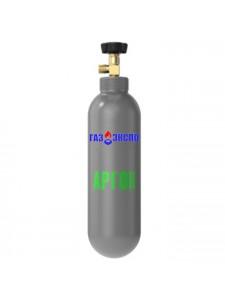 Аргон 5л газообразный высший сорт марка 4.3 (99,993%)