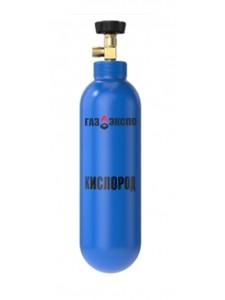 Кислород 5л газообразный технический 1 сорт (99,7%)