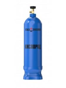 Кислород 20л газообразный технический 1 сорт (99,7%)